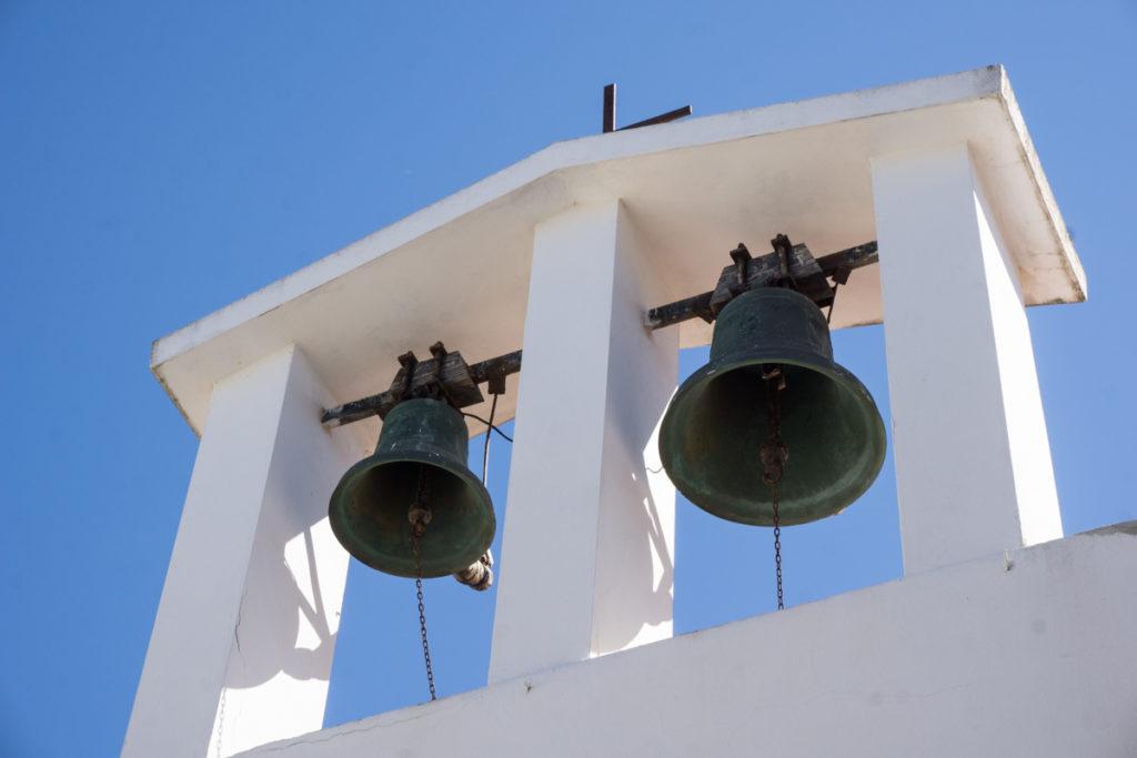 Campane della Chiesa di San Giovanni Battista Masainas