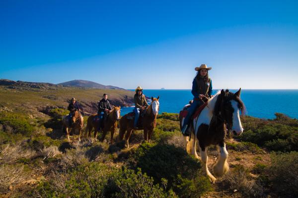 Escursioni a cavallo Sud Ovest Sardegna