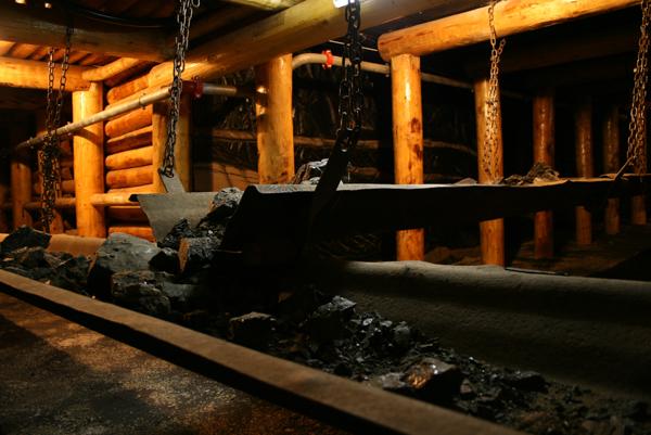 Grande Miniera Serbariu Carbonia