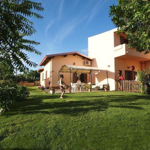 Casa Vacanze Fichi D'India Masainas vista esterna