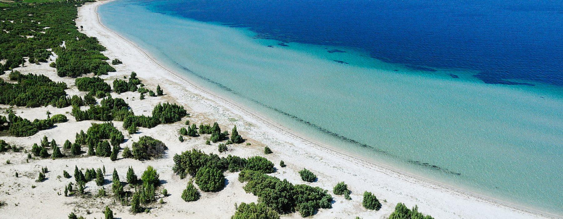 Spiaggia Sa Salina Masainas