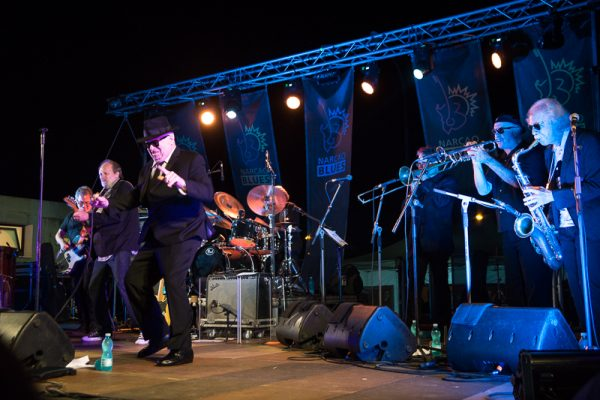 Narcao Blues - concerto The Blues Brothers